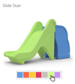 Slide Stair